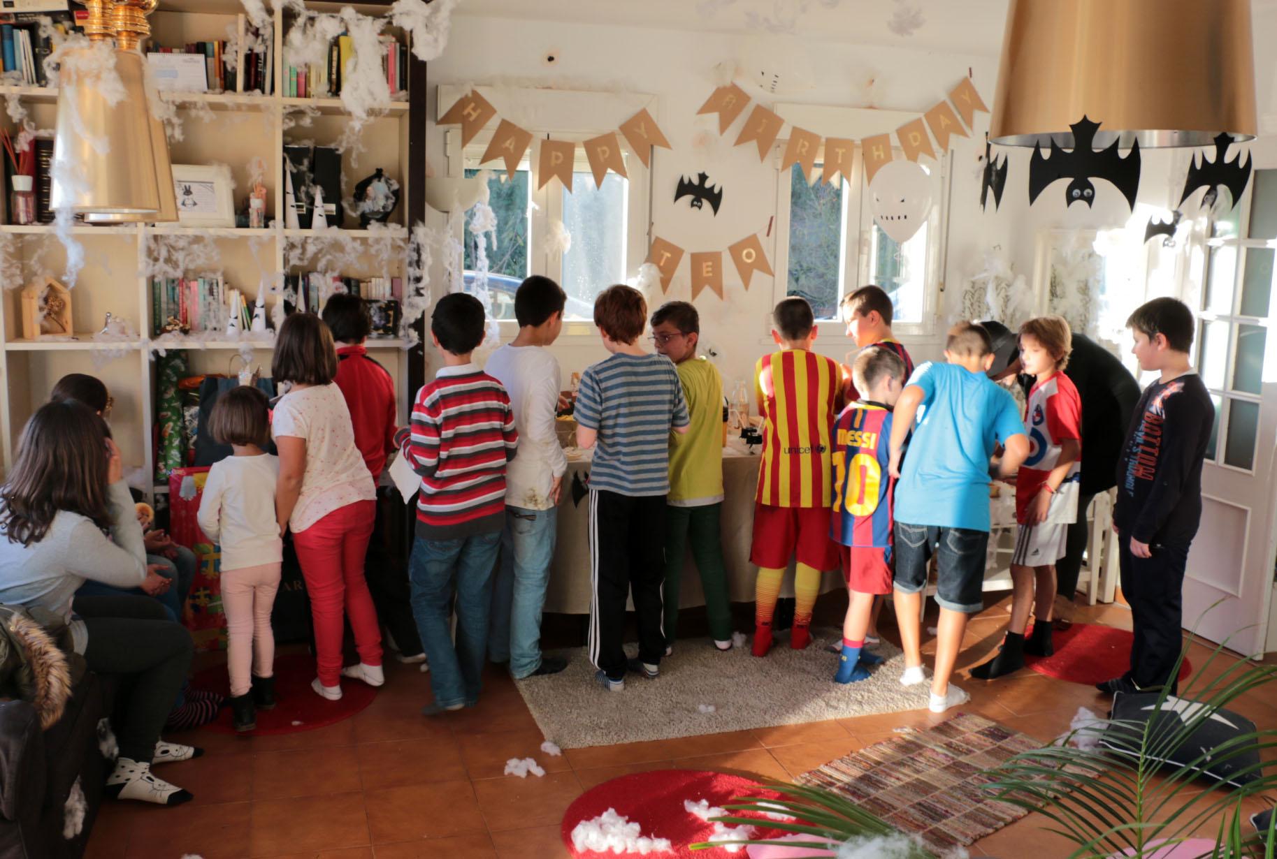Un cumplea os para ni os de 10 a os comparte mi moda for Decoracion cumpleanos nino 6 anos